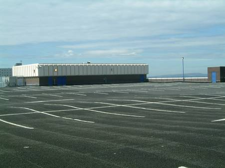 Parking MECCA BINGO UK 5000 m²